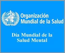 Dia mundial de la salud mental – 10 de octubre 2014