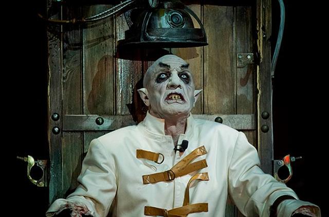 El manicomio de los horrores: El circo que contribuye al Estigma – España