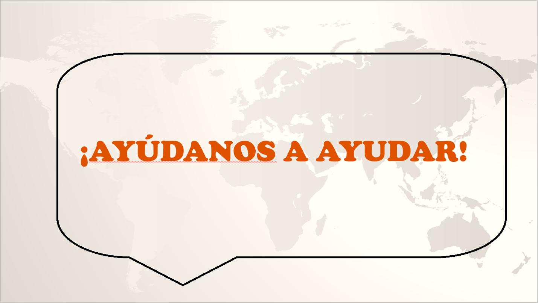 Colabora en España, ¡sé voluntario/a!