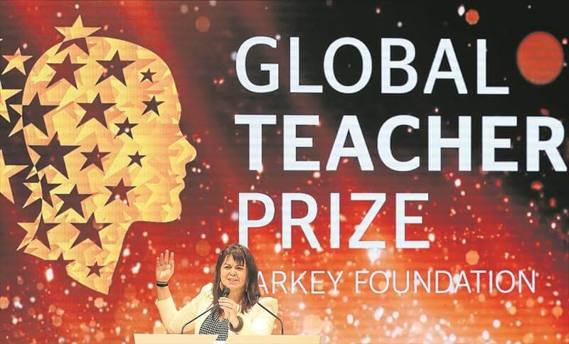 Profesora del Ártico, premio Nobel de los maestros de 2017