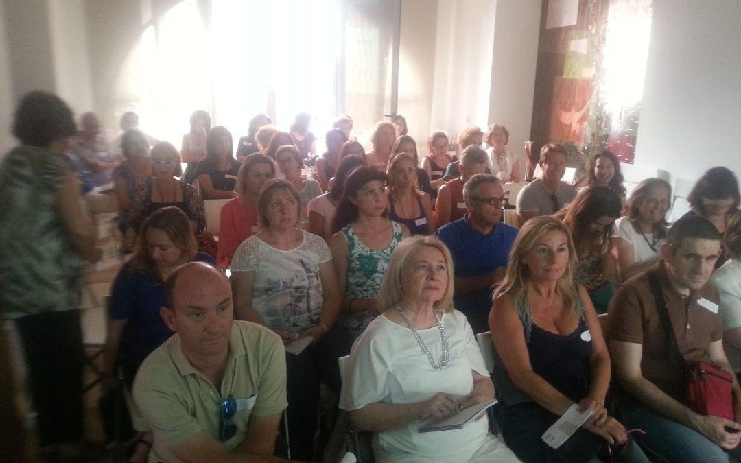 Taller de autolesión de Autolesion.com y el Teléfono de la Esperanza – España, Malaga