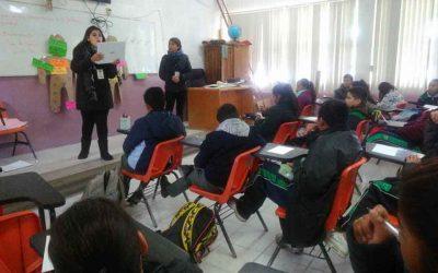 Prevención de cutting en jóvenes de Mineral de la Reforma – Mexico