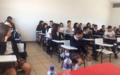 Taller de autolesión para padres en Escuela CADI por SIA – Durango, Mexico
