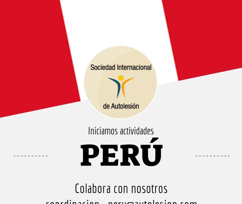 ¡Novedades de SIA desde Perú!